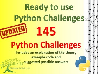 Python Programming Challenges