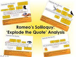 Romeo and Juliet Word Level Analysis: Act 1 Scene 5