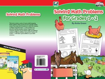 Solving Math Problems For Grades 1 - 2: US