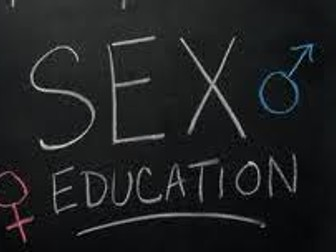 PSHE - Sex and Relationships - lesson bundle