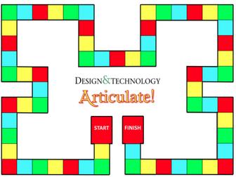 Resistant Materials Articulate