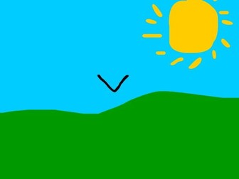 Flash CS6 Animation Essentials Lesson 3 - Lovely Landscape