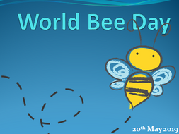 World Bee Day Assembly - 20th May 2019 - Key Stage 2