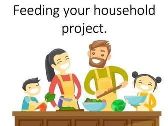 Food technology Lockdown Project