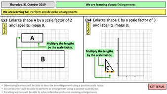 8.4.4f-Combined-enlargements---clicker---TES.pptx
