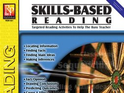 Skill-Based Reading Strategies w/Nonfiction Stories for Reading Level 2-3