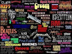 Eduqas A-level Music Rock & Pop Comparison Sample Questions
