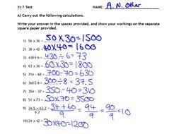 Tarsia - Estimating Calculations