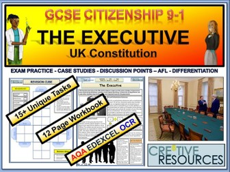 The Executive - Constitution