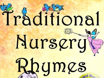 Collection of Traditional Nursery Rhymes