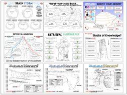 Retrieval Practice: All Geography Starter Slides