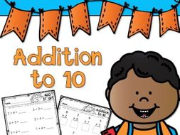 Addition Practice to 10