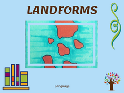 Landforms - Drawings & Photos