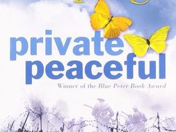 Private Peaceful complete scheme of work