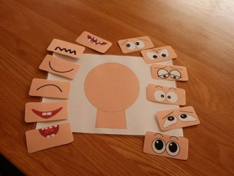 Emotions Make a Face - to support emotional literacy/intelligence