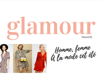 Written production: magazine article about clothes and fashion