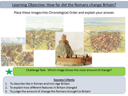 Year 7: Roman Britain Change and Continuity (Lesson 2)