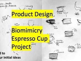 Biomimicry Espresso Cup Project  L1