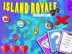 Island Royale - Premium Bundle (Quiz/Boardgame)