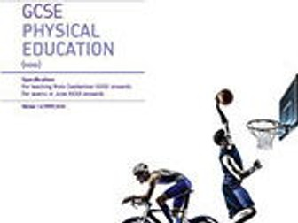 AQA GCSE PE 9-1 Complete course lesson & assessment resources (including coursework)