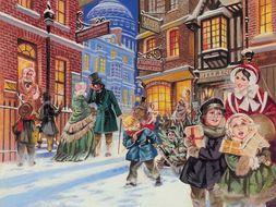 A Christmas Carol - worksheets 3