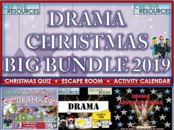 Drama Christmas 2019 BIG Bundle
