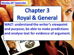 Stormbreaker By Anthony Horowitz  Ready-to-use lessons for Chapters 1 - 10 **NEW & UPDATED**