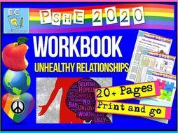 PSHE Workbook Relationships