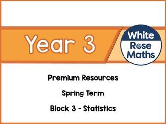 Year 3 - Statistics