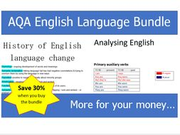 English Language AQA A Level