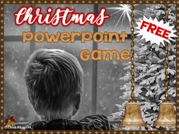 {FREE} Christmas: Christmas PowerPoint Game