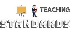 Teaching Standards Poster