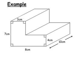 Compound Volume Rectangular By Ciaranfinn Teaching Resources Tes