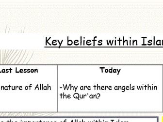Prophethood (Risalah) GCSE Islam