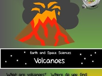 Volcanoes: Earth and Space Science