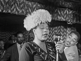 Black Music Sets the Beat: Learn Together #googlearts