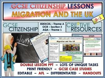 UK Migration Diversity - Citizenship