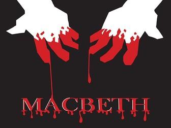 GCSE  Macbeth- Pt 2