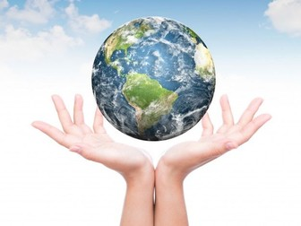 Die Umwelt Lesung - German Reading about the Environment (Earth Day)