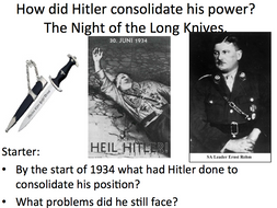 how did hitler and the nazis Religion and nazi germany citation: the concordat signed with the catholic church did not last long once hitler felt entrenched in power.