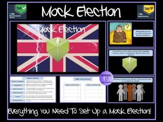Mock Election Pack