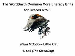The WordSmith Common Core Literacy Units for Grades 6-8 (1)