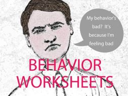 Behavior Worksheets (US)