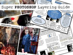 Super PHOTOSHOP Layering Guide