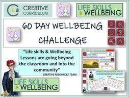 Covid-19 - Wellbeing 60 Day Home Learning Challenge - Coronavirus
