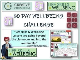 Wellbeing 60 Day Home Learning Challenge