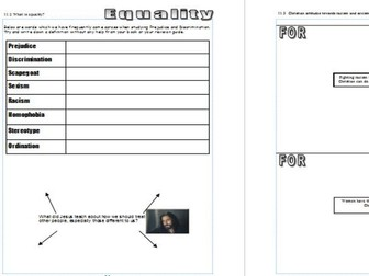 OCR GCSE Applied Ethics Workbook
