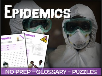 Epidemics - Puzzles & Glossary