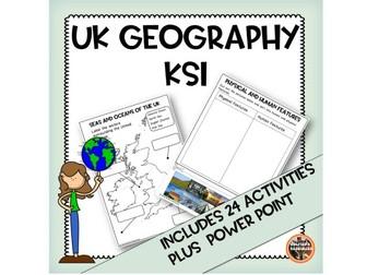 Geography Year 1 Year 2