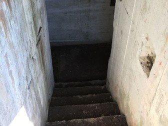 Inside a World War Two Bunker
